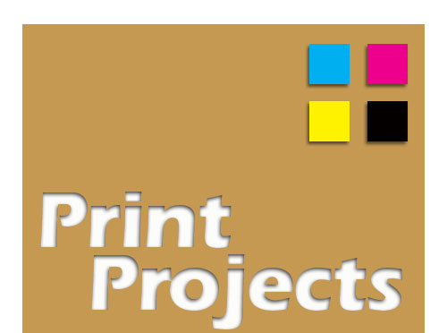 Print Graphic Design Projects