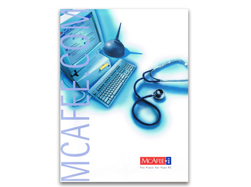 McAfee Folder Cover